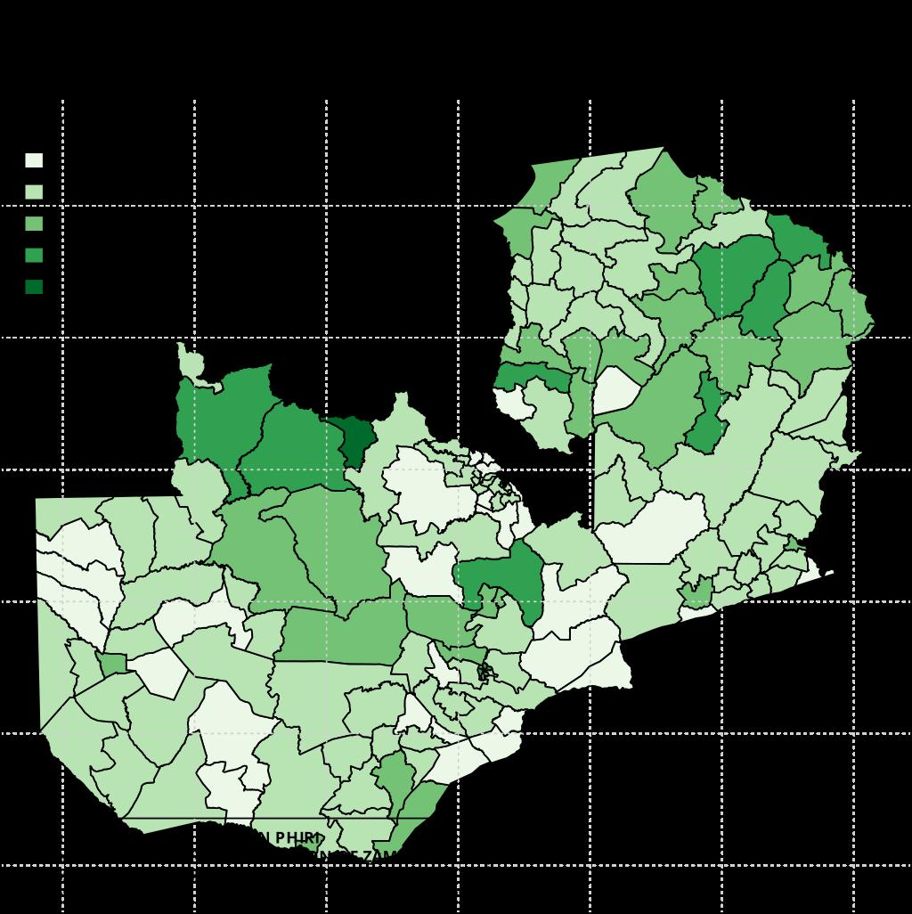 General Statistics: Voter Registration Proportion of Province